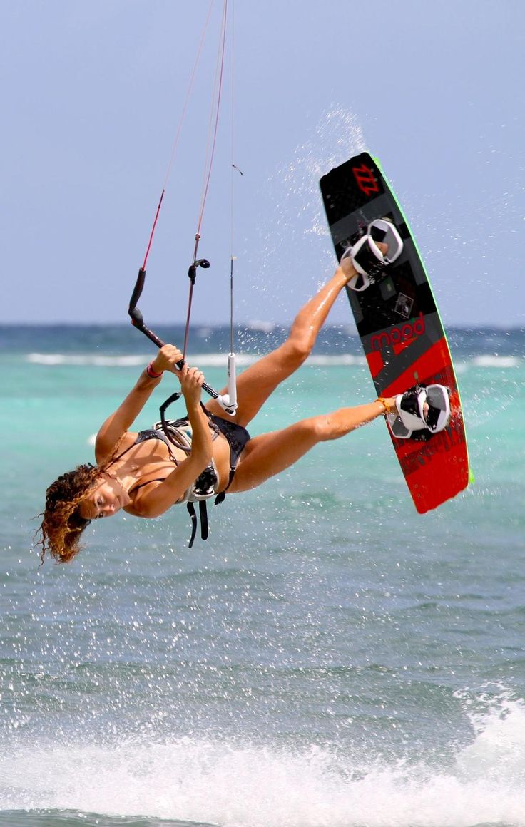 Look Z Swimwear Www.look-z.co.uk  My desire is so Strong Collection kite surf girl by adoscool.com 2015