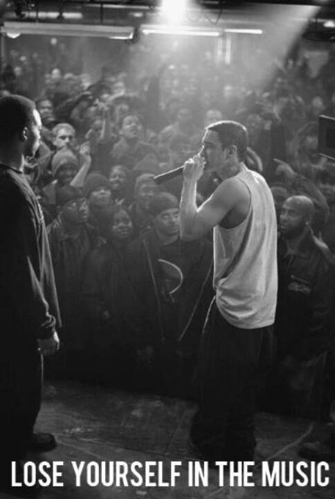 Eminem's Rap Battles <3