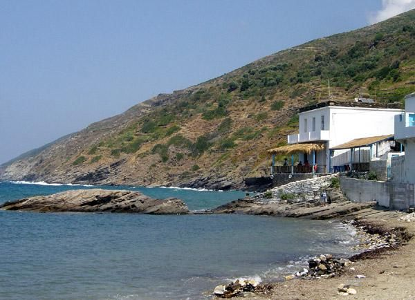 Greece Is Ikaria...Karavostamo beach!