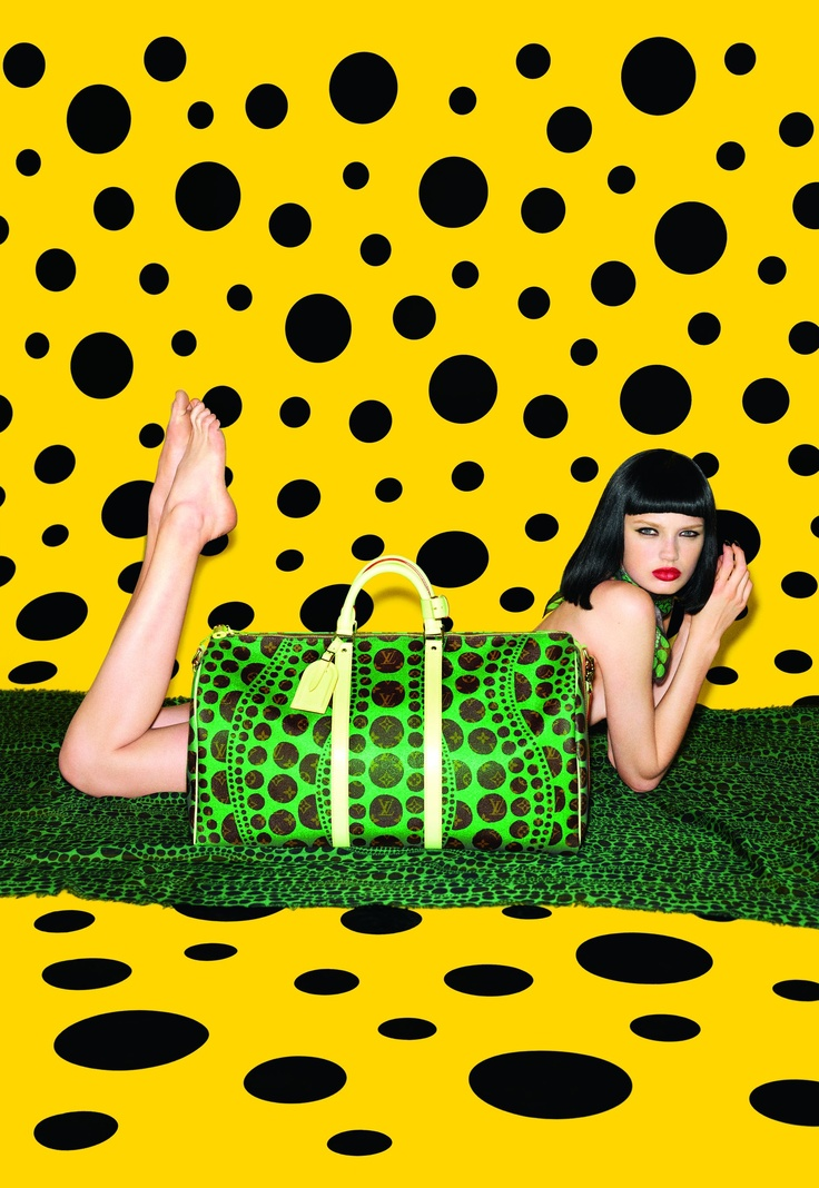 Yayoi Kusama x Louis Vuitton Collection © LOUIS VUITTON