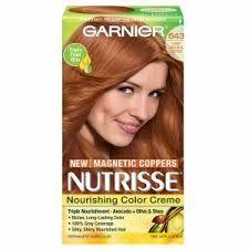 Image result for copper hair dye