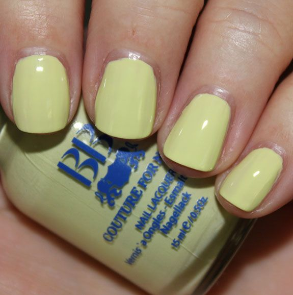 'Tempo' is a pale avocado yellow/green creme. New for summer 2012 from the Rhythm and Blues collection.