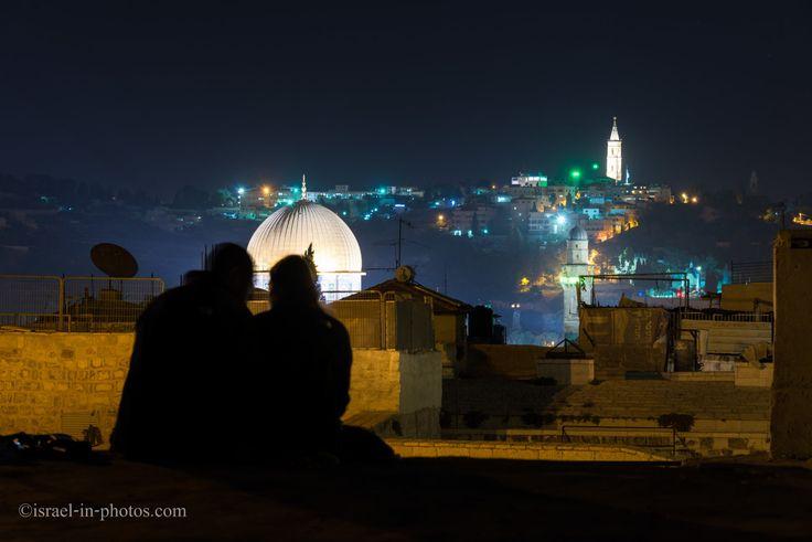 Selichot tour in Jerusalem, Israel