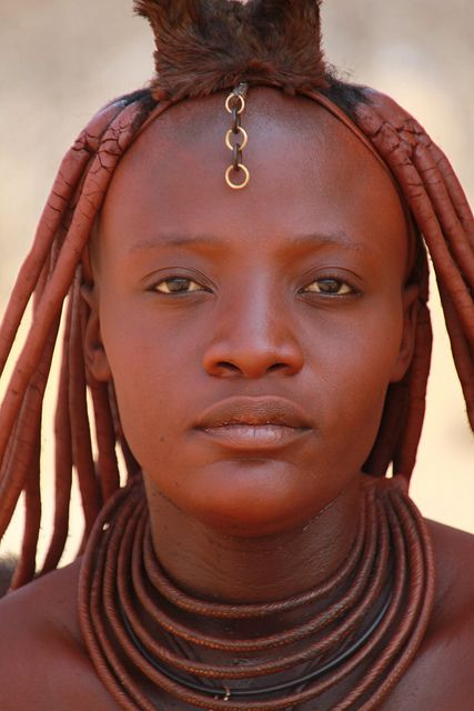 Beautiful Himba Women | Recent Photos The Commons Getty Collection Galleries World Map App ...
