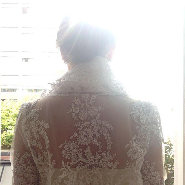 The Cassandra shot in Paris last week. #paris #france #weddings #wedding #bridal #editorial #boho #boholux    #Regram via @elika.in.love
