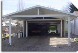 Just add on to the garage???