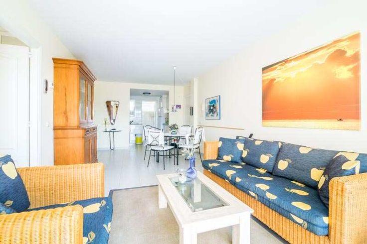 Wohnung im Cala Lliteras (Cala Ratjada) mit dach terrasse.: Dieses gemütliche Apartment mit 89 qm Wohnflache befindet sich im 3. Obergeschoss eines Mehrfamilienhauses und liegt in einer ruhigen Wohngegend Cala...