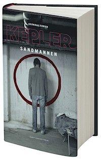 Ny bok om Joona Linna. Sandmannen - Lars Kepler http://www.bokus.com/bok/9789100130169/sandmannen/
