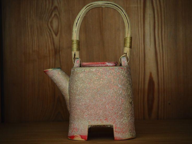 little rosa teapot by Helle Bovbjerg