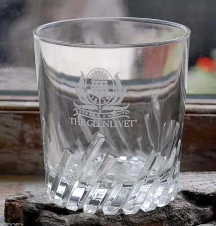#collectibles Glenlivet whiskey crystal DOF tumbler Made in France withing our EBAY store at  http://stores.ebay.com/esquirestore