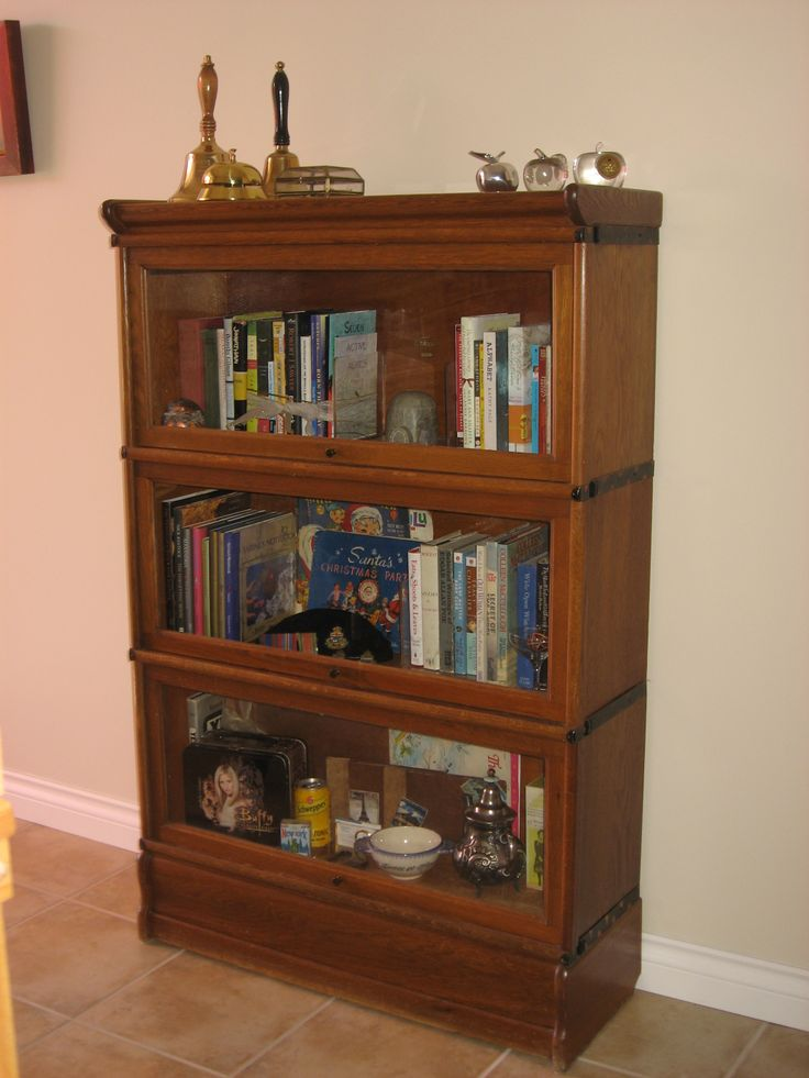 Some of my favorite things - antiques and books.