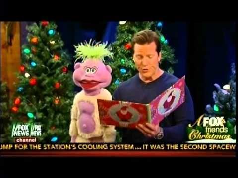 Jeff Dunham & Peanut On Fox & Friends Christmas Special