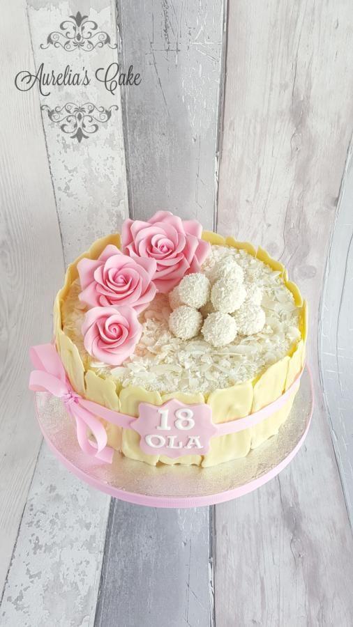 Sweet 18th by Aurelia's Cake
