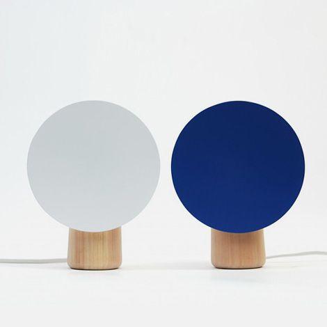 Shelf Lamp designed by Norwegian designer Andreas Engesvik