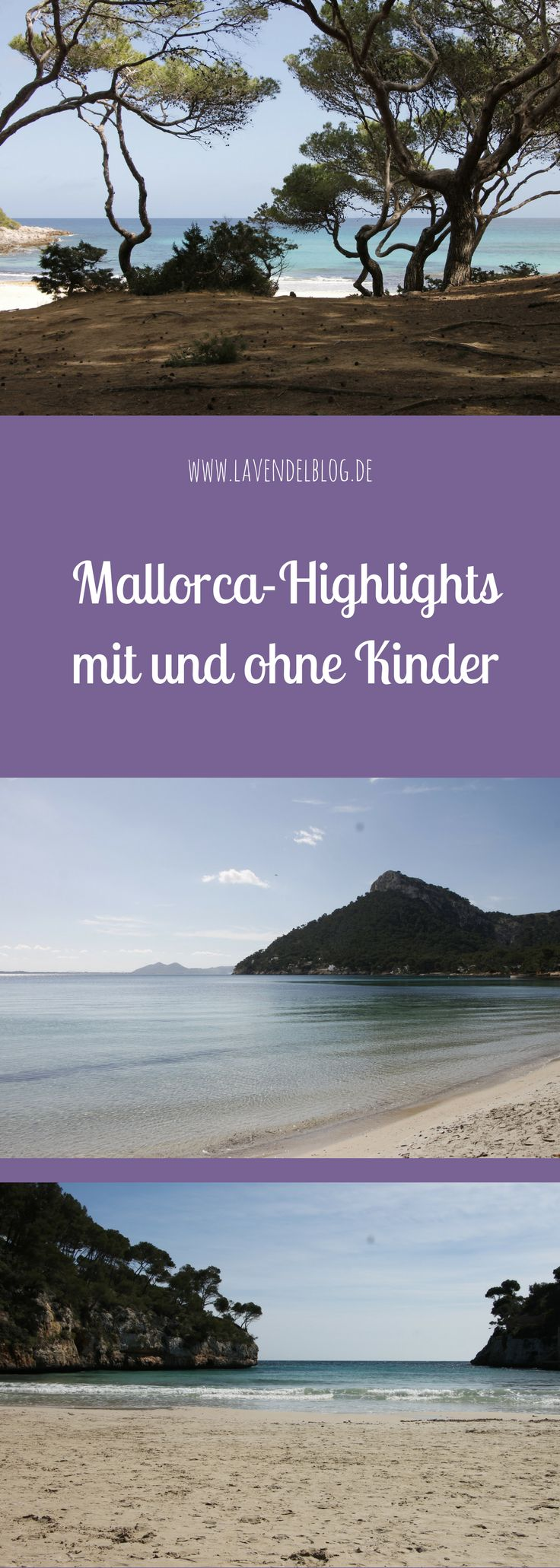 Mallorca mit Kindern ist wunderschön. Im Blog verraten wir euch unsere Mallorca Highlights und geben euch Tipps zum Reisen mit Kindern. Mit dabei die schönsten Strände Mallorcas.