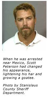Scott Peterson-Psychopath and Narcissist