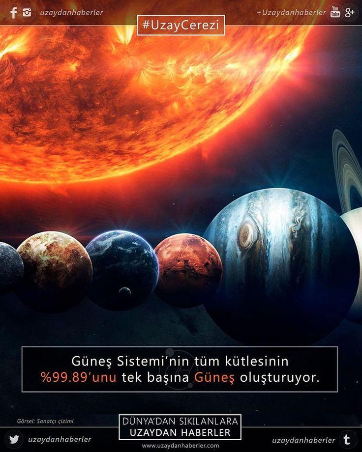 #uzaycerezi #güneş #güneşsistemi #gezegenler #sun #solarsystem #planets #mass #space #science #astronomy #uzay #bilim #astronomi #uzaydanhaberler