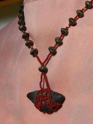 One Kiss Creations Beaded Jewelry: Creative Continuum ~ September