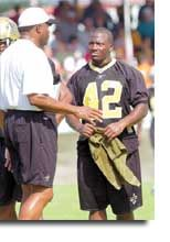 In 2002 one month after trading Ricky Williams to the Dolphins the New Orleans Saints signed an undrafted rookie running back from Texas Tech - also named Ricky Williams  http://ift.tt/1UllKzu via /r/nfl http://ift.tt/1U7t8SQ VariousLawyerings