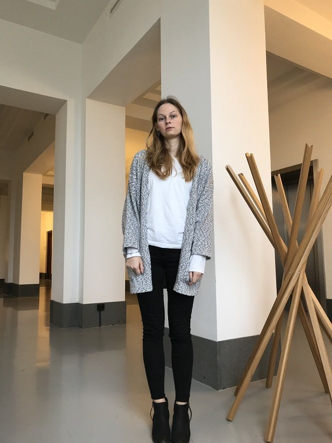 Scandinavian style - My Merry Morning #minimal #minimallook #fashion #winter #fashionblogger #winteroutfit #scandinavian