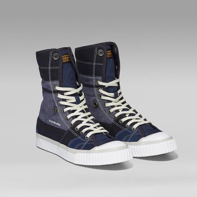 G-Star RAW | Women | Shoes | CAMPUS COURIER LASSER HI
