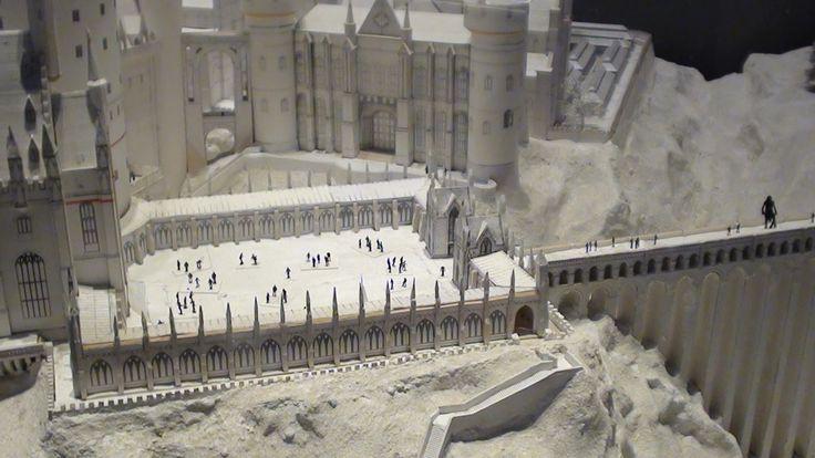 Risultati immagini per battle of hogwarts map
