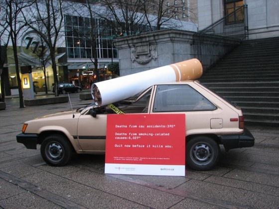 Creatieve advertenties voor een betere wereld