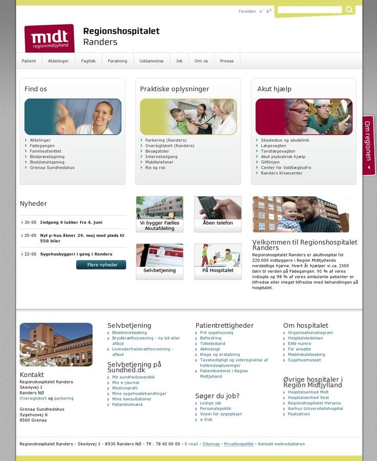 Regionshospital Randers
