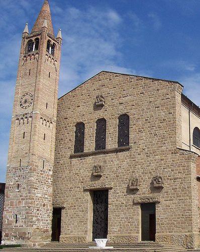 Abano Terme | Duomo di San Lorenzo. Ph. 7Bart - Thermae Abano Montegrotto