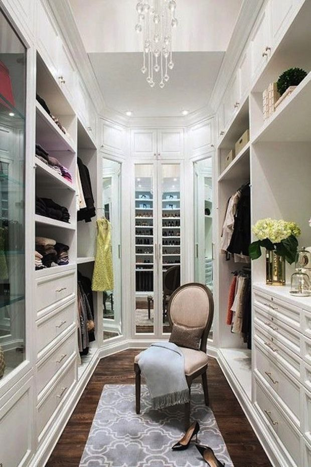 Master bedroom closet design The meaning of