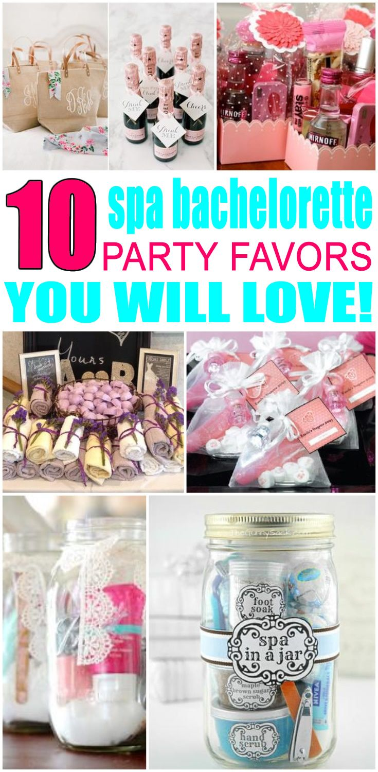 Spa Bachelorette Party Favors! Get Spa inspired bachelorette party ideas. Great for bridal showers, weddings and bachelorette party themes! Get DIY ideas & more. Any bride will love these ideas. Find alcohol, bags, hangover kits, survival kits that are classy and go for expensive to cheap. Get cool Spa wedding theme ideas now!