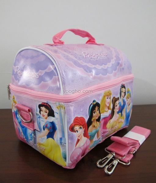 Tas Bekal Anak, Lunch Bag Rumah TK/PG (Princess)