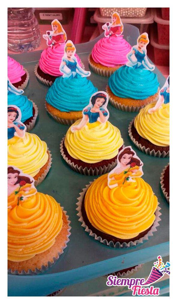 ideas para tu fiesta de princesas disney cupcackes encuentra nuestros artculos para tu