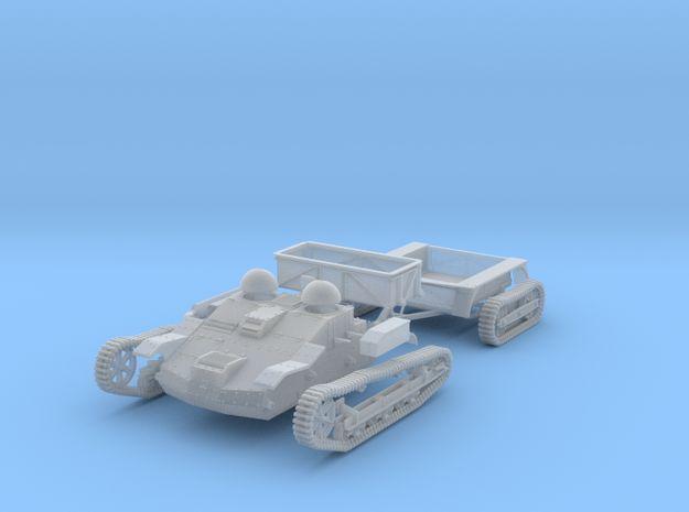 WIP Renault UE Chenillette 1:48 28mm wargames