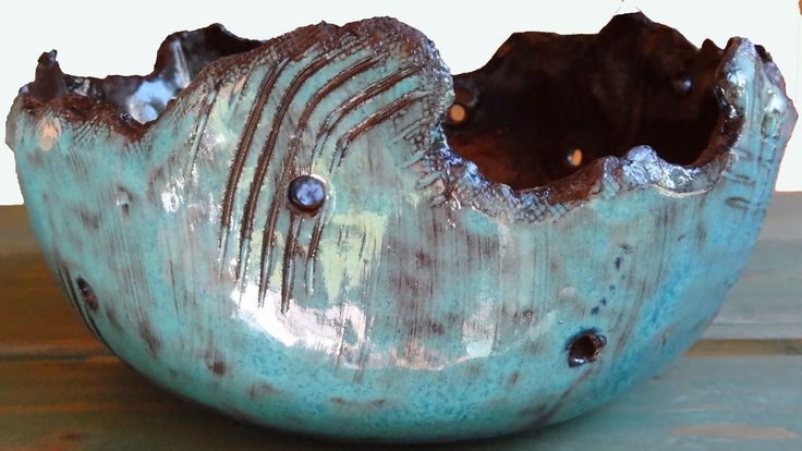 Blog sur des créations en céramique, poterie.