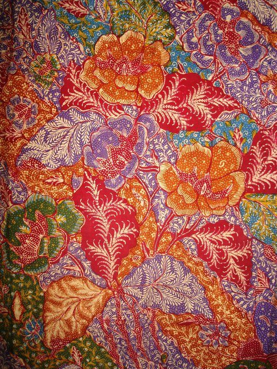 batik sensation2 ( from Lasem, Indonesia )..often for babies