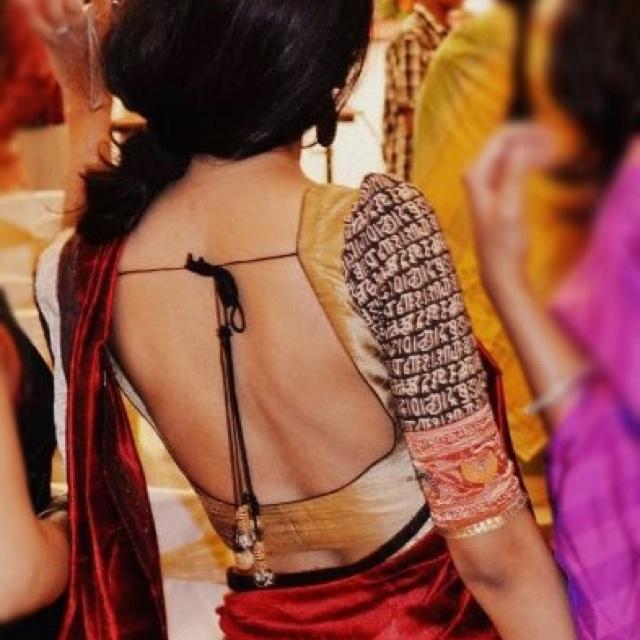 Indian Choli for Saree