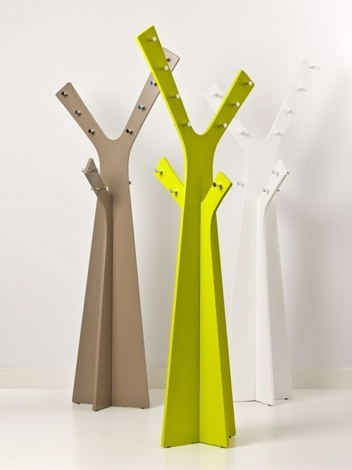 Organic Tree Coat Rack by Robert Bronwasser for Cascando