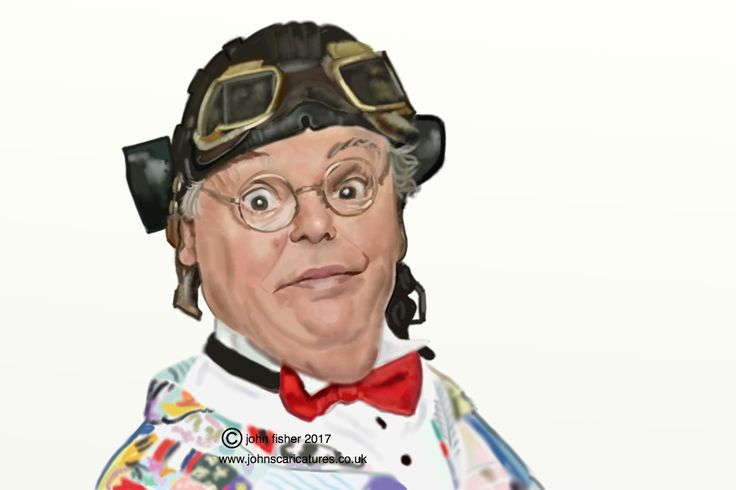 """Roy """"Chubby"""" Brown is an English stand-up comedian, famous for his sarcastic blue humour."""