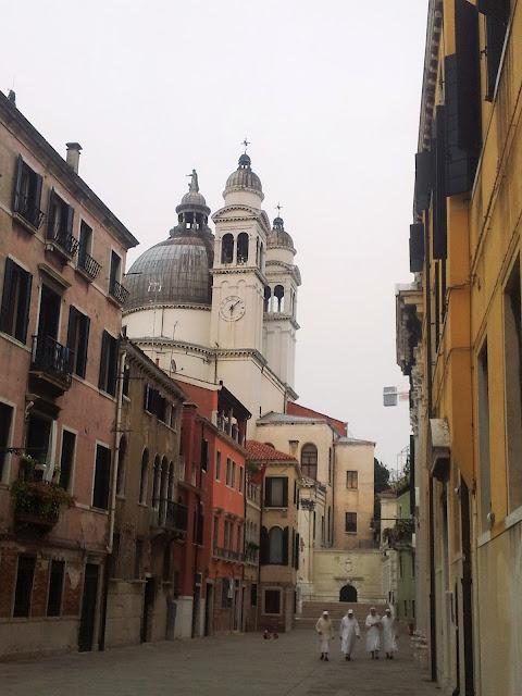 Venice, Madonna della Salute