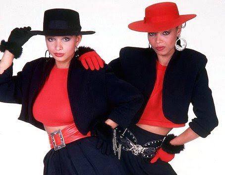 African american 80s fashion