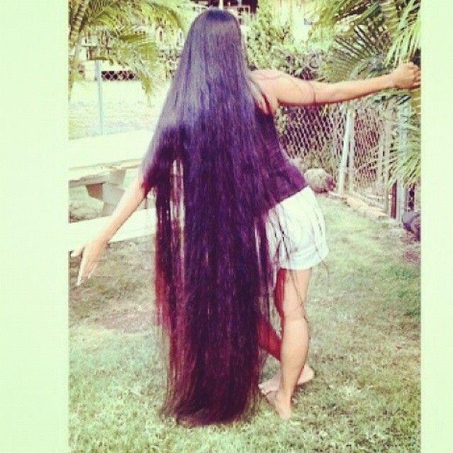 very long hair @rapunzelworld Instagram photos   Websta (Webstagram)