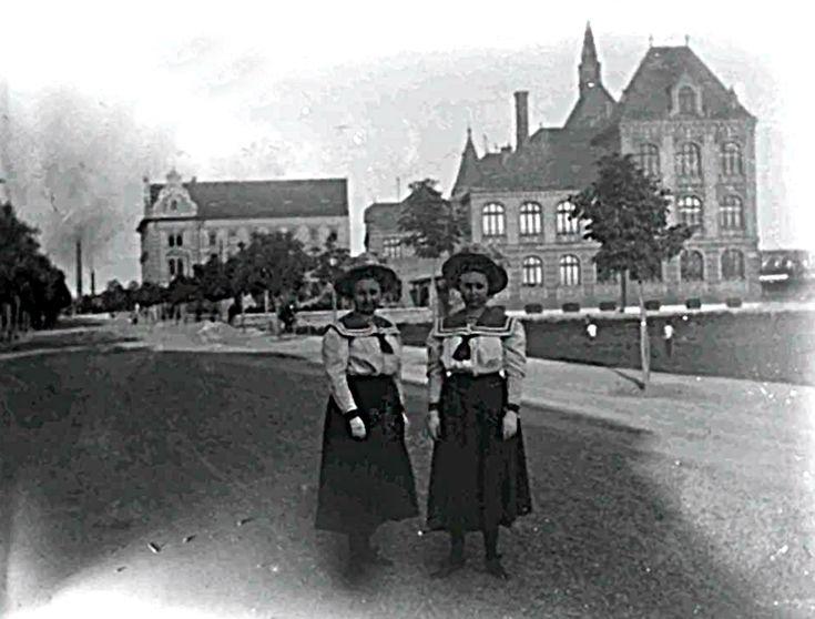 Vajanského nábr. cca 1910