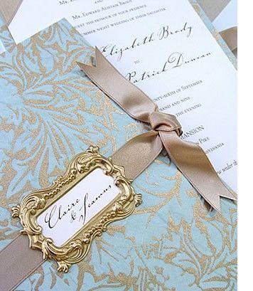 Luxury Wedding Invitation Designs by Carciofi