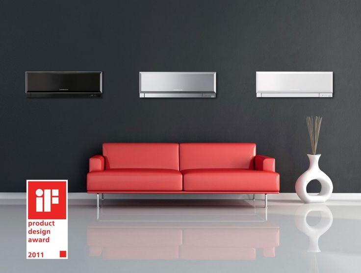 Небрежни в бяло, елегантни в черно или класически в сребристо - климатиците Mitsubishi Electric - серия KIRIGAMINE ZEN!!! http://www.klimanovabg.com/mitsubishi.html