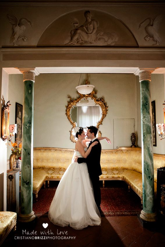 Wedding Villa Borromeo - San Casciano, Florence IT