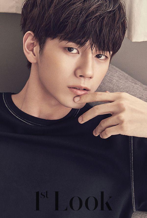 Ong Seongwoo (Wanna One) - 1st Look Magazine vol. 137