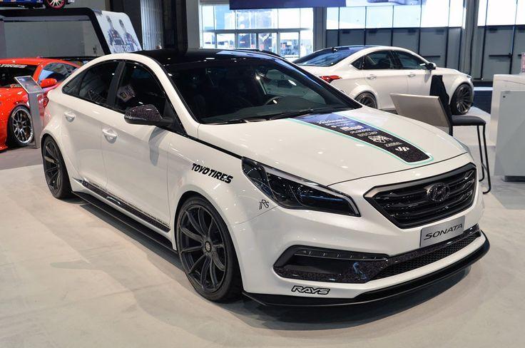 2015 Hyundai Sonata Jp Edition Sema 2014 Hyundai
