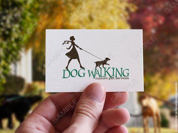 Dog Walking Service Logo,Pet Logo,Dog Logo,Vet, Veterinarian, Animal Premade Logo Design