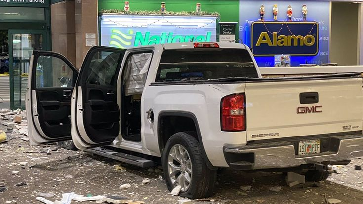 Pickup Truck Crashes Through Florida Airport S Baggage Claim Area